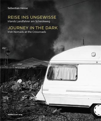 Buchcover Journey in the Dark by Sebastian Hesse