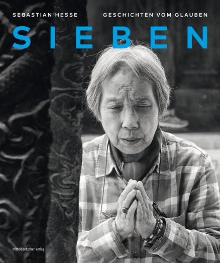 Buchcover SIEBEN Sebastian Hesse